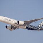 Airbus A350-900 в новом фокусе
