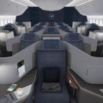 Lufthansa раскрывает первые детали нового салона бизнес-класса